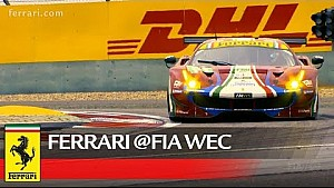 WEC – Ferrari wins Manufacturers' World Championship