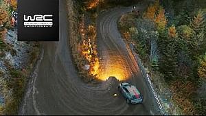 Rally GB 2017: Análisis aéreo (DJI)