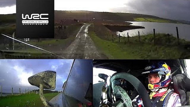 Rally de GB 2017: A bordo Mikkelsen SS18