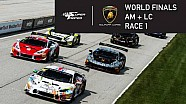 Live: World Final - AM and LC Race 1