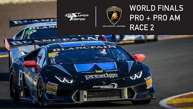 Carrera completa: World Final - Pro y Pro AM Carrera 2