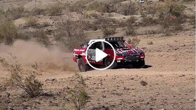 Baja Honda Ridgeline to run 50th anniversary of Baja 1000 race