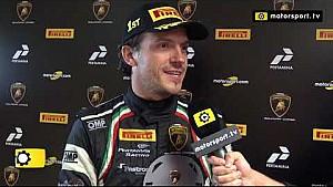 Lamborghini Super Trofeo | Intervista a Pavlovic
