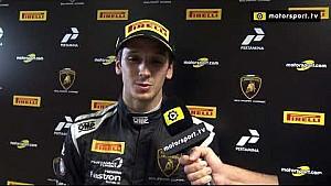 World Final PRO/PRO Am | Gara 1 | Intervista ad Agostini