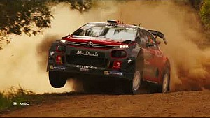 2017 rally Australia - Best of Saturday's action