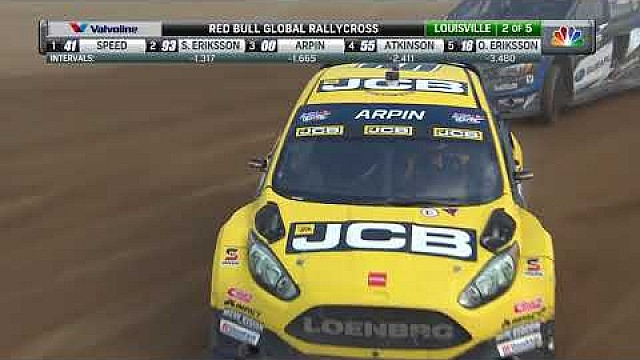 Red Bull GRC Louisville: Supercar heat 2B