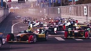 Il coinvolgimento LGT in Formula E