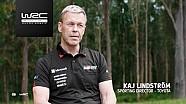 WRC 2017: Who is who Kaj Lindström