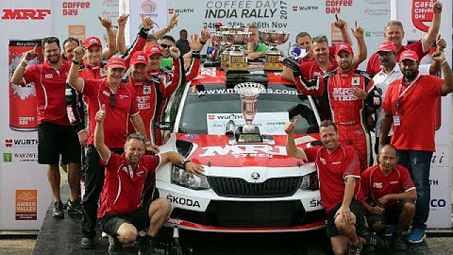APRC India Rally 2017 - Review