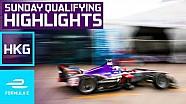 ePrix di Hong Kong 2: le qualifiche