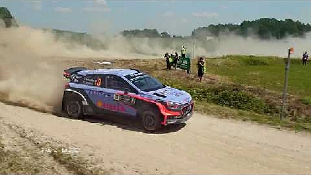 WRC 2016 - DJI aerial clip: Orlen 74th rally Poland