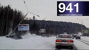Car crash compilation 941 - December 2017