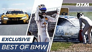 DTM 2017: Highlights, BMW