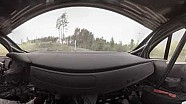 Video onboard a 360° sulla C3 WRC con Craig Breen e Scott Martin