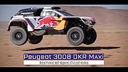 Rally Dakar 2018 | La Bestia, Peugeot 3008 DKR Maxi