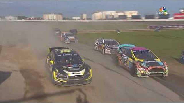 Red Bull GRC Indianapolis: Supercar final