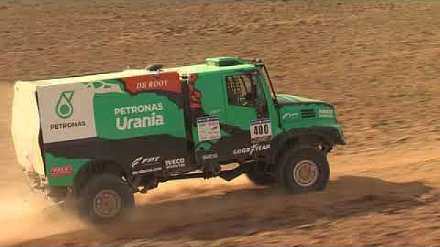 Africa Eco Race 2018 | Highlights giorno 3
