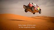 طريق ناصر العطية إلى داكار 2018 - الحلقة الثانية