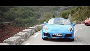 Porsche experience video series (3 of 3): Steve Booker tests the Porsche travel experience