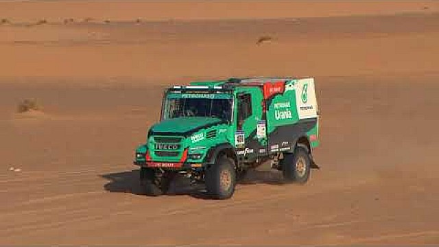 Africa Eco Race 2018 | Highlights Tappa 6