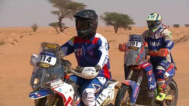 Africa Eco Race 2018 | Highlights Stage 7