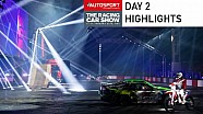 Day 2 Highlights - Autosport International 2018