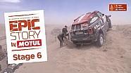 Епічна історія від Motul - Етап 6 - Дакар-2018