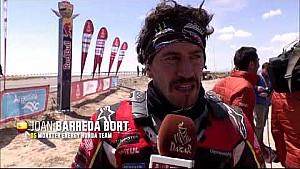 Dakar 2018, stage seven: La Paz - Uyuni