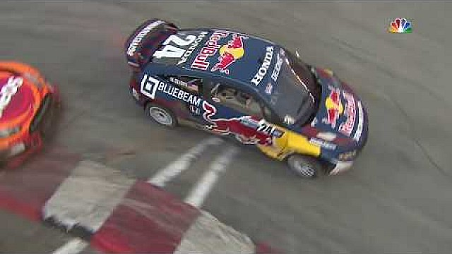 Red Bull GRC Seattle I: Supercar heat 1B