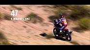 Diaro de Honda en el Dakar, etapa 10
