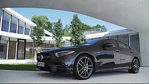 Дизайн Mercedes-AMG CLS 53  2019 року