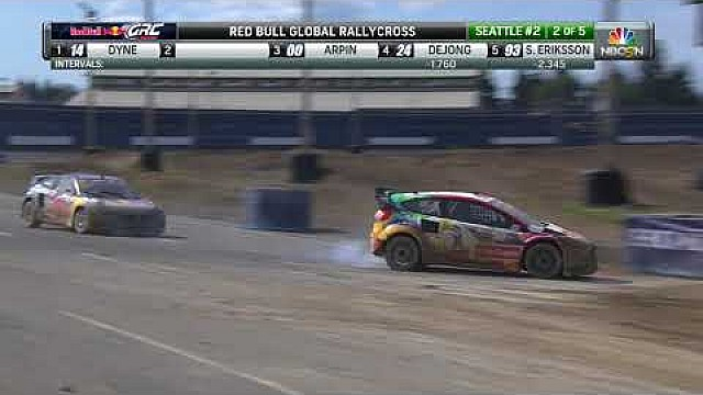 Red Bull GRC Seattle II: Supercar heat 1A