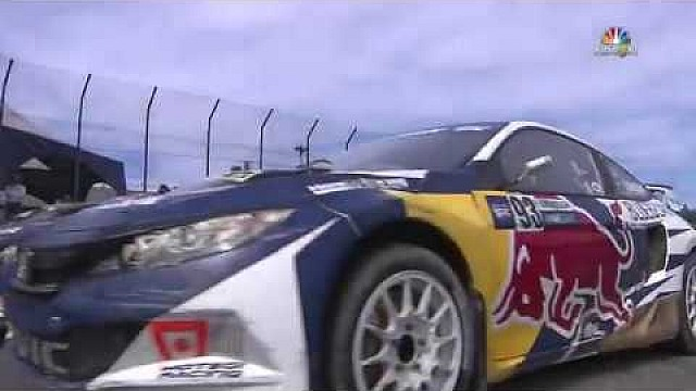 Red Bull GRC Seattle II: Supercar heat 2A