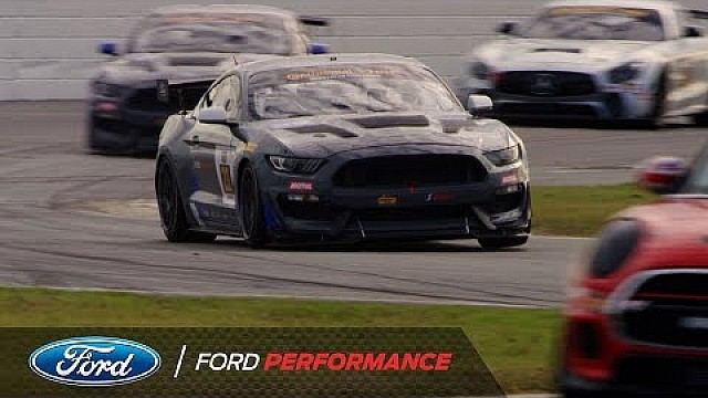 Ford Mustang GT4 customer program: Running for Daytona | Ford Performance