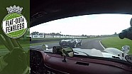La leyenda de F1 a bordo del Mercedes 300 SL Gullwing