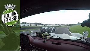 F1 legend thrashes Mercedes 300 SL Gullwing