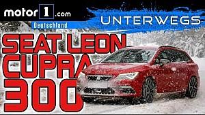 Test: SEAT Leon ST Cupra 300