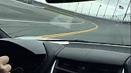 Rolex 24: Hot laps of Daytona with Dario Franchitti