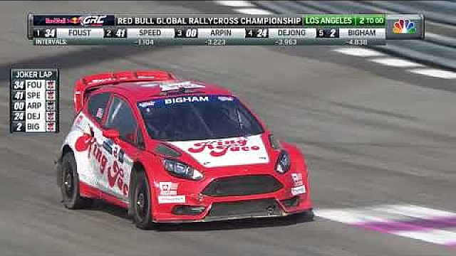 Red Bull GRC Los Angeles: Supercar heat 1B