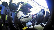On board con Petter Solberg