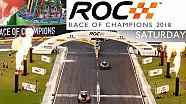 Canlı: Şampiyonlar Yarışı/Race of Champions 2018 - Cumartesi