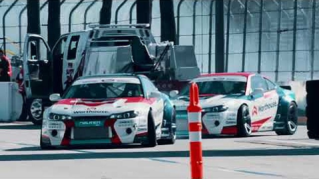 Formula Drift Long Beach teaser #1