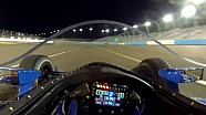 IndyCar windscreen test - onboard with Scott Dixon