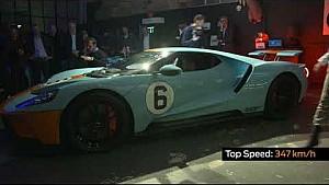 Перші європейські клієнти отримують суперкар Ford GT