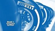 Die Formel-1-Reifen 2018
