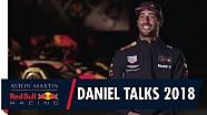 Daniel Ricciardo over het nieuwe F1 seizoen