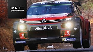 WRC - Mads Ostberg ahead of rally Sweden 2018
