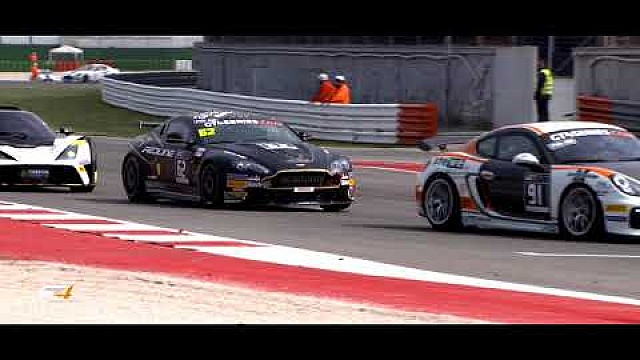 Teaser GT4 European series 2018