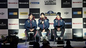 Rally Sweden 2018: meet the teams Friday
