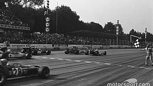 El final más igualado de una carrera de F1 en la historia